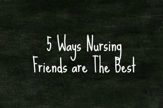 nursing friends